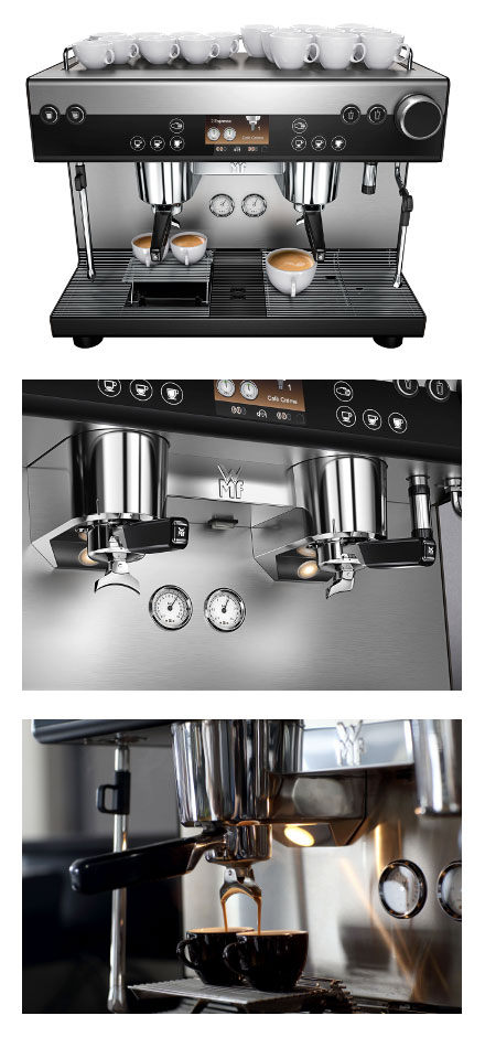 The New WMF Espresso